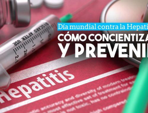 DÍA MUNDIAL CONTRA LA HEPATITIS –      28 DE JULIO